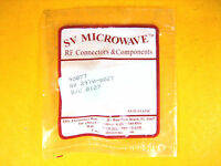 Sv Microwave - 95077 - Rf Connectors & Components