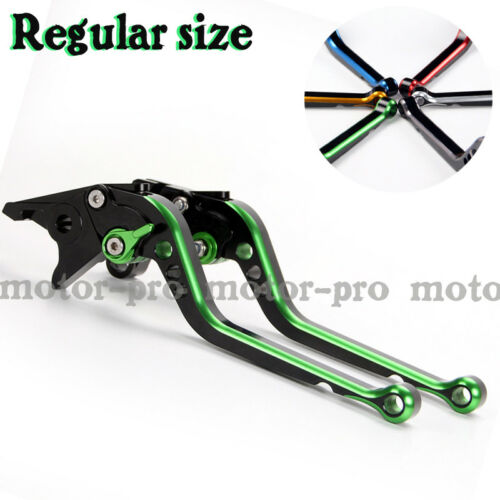 Edging Brake Clutch Levers For Kawasaki NINJA 650R//ER-6N//F 2009-2016//VERSYS 650