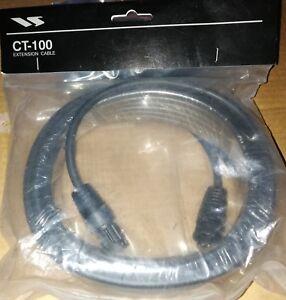 Cable Datos Y Comunicaciones Vertex-standard Ct100, Extensión 10mts.