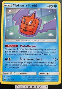 Carte Pokemon MOTISMA TONTE 14//156 Rare REVERSE Soleil et Lune 5 SL5 FR NEUF