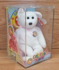 efa5200b01b MWMT 2002 Ty Color Me Beanie Babies Official Club Bear 6 Markers Disp Case
