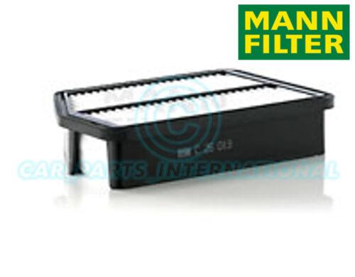 MANN Filtro aria del motore ad alta qualità OE Spec sostituzione c26013