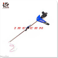 Tail Unit/tail Motor/decorative Tail Blade For Viefly V789 Rc Helicopter Parts