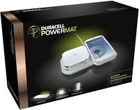 Duracell Powermat 24-hour Power System For Galaxy S3 W/ Case & Power Bank