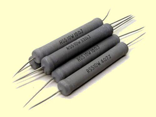 100 Resistor 82,5 Ohm mf0207 Metal Film Resistors 82,5k 0,6w tk50 1/% 033079