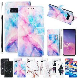 For-Samsung-Galaxy-A50-Case-A70-A30-M20-Magnetic-Flip-Leather-Wallet-Stand-Cover