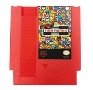 Ultimate-NES-Remix-154-in-1-Game-Cartridge-8-Bit-Player-72-Pin-Multi-Game-Card