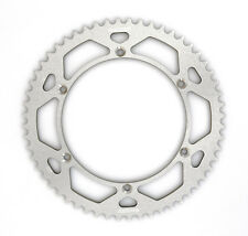 NEW Supersprox Rear Sprocket Maico 250 400 440 490 (75-81) Silver - 56 Tooth