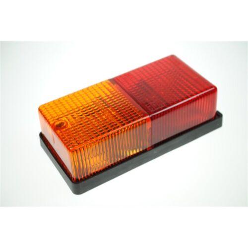 crl106 Bk Rear 4 Combination Lamp Pair Function One 12 Volt Trailer Lamps
