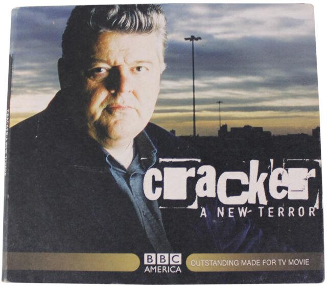 CRACKER A New Terror Made For TV Movie DVD BBC America ITV