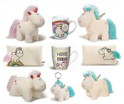 Unicornio Animal De Peluche Nici Theodor & Friends Cojines Taza