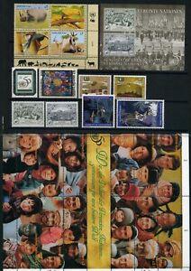 UNO-Wien-Jahrgang-1995-postfrisch-MNH-Q496