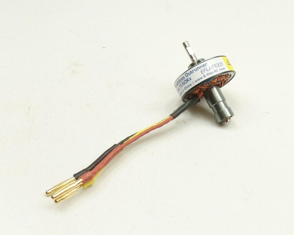 Horizon Hobby Convergence Vtol EFL11015 Brushless Outrunner Motor 1550 Kv Kv Kv HCV® 62f15d