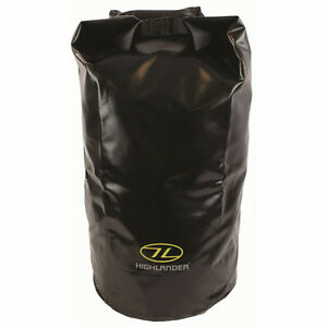 Highlander Waterproof Orange Tri Laminate Dri// Canoe Bags PVC Dry Bag 44 Litre