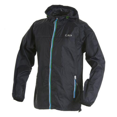 Chaqueta impermeable CMP gris impermeable de niño fijar campana chaqueta a prueba de viento