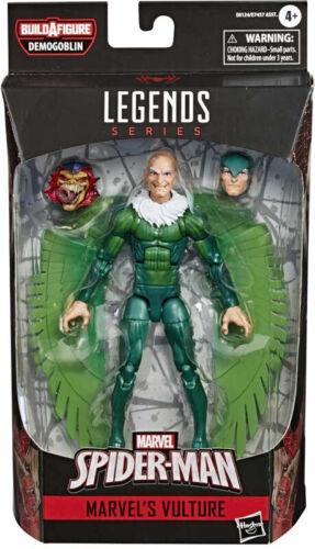 """Marvel Legends Vautour Spider-Man demogoblin BAF Wave 6/"""" Scale Action Figure"""