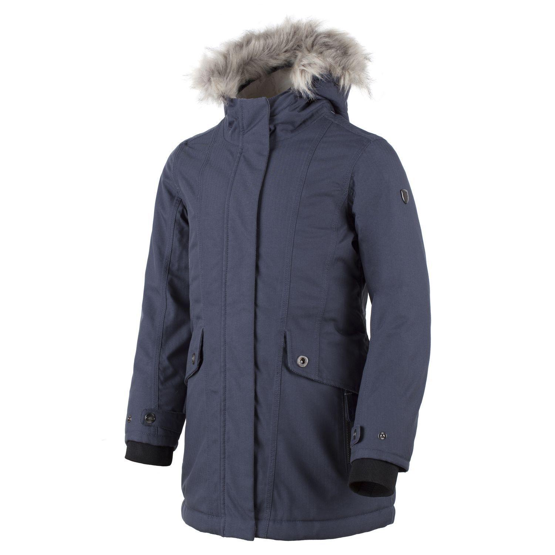 Funzione CMP Giacca transizione giacca blu pelliccia ClimaProtect ® traspirante