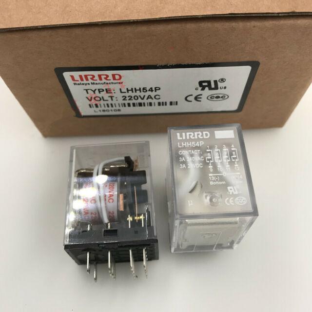 1PC new Hongfa Relay JZX-18FF-A220-4Z1 HF18FF 220V
