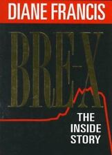 Bre-X : The Inside Story Francis (1998,Hardcover) Gold Movie Matthew McConaughey
