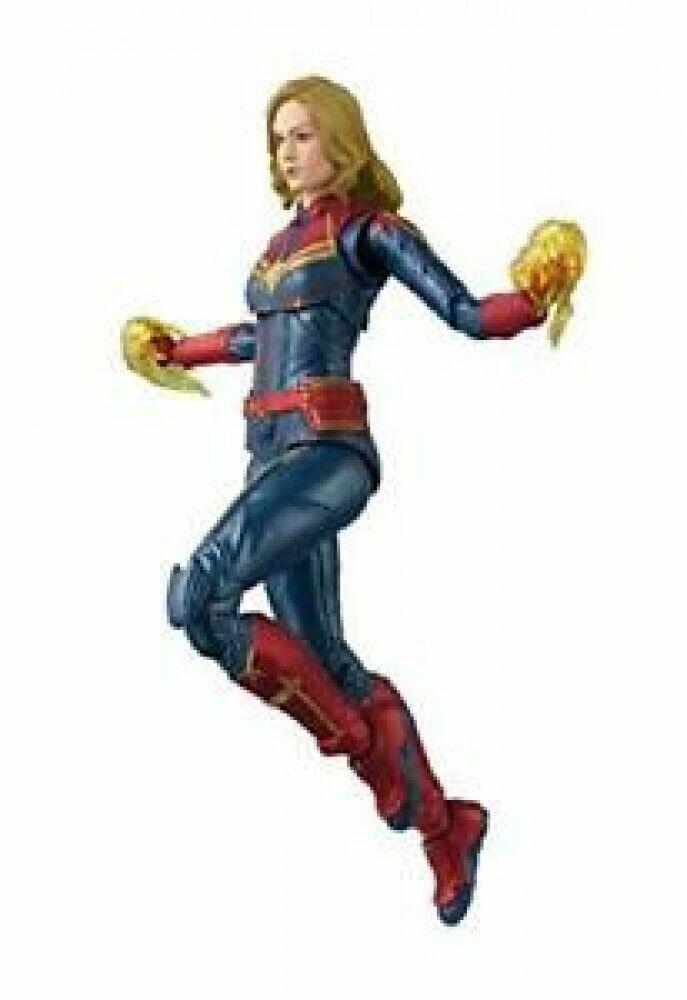 S.H. Figuarts Captain Marvel about 150mm PVC & ABS-painted figure 4573102 552990