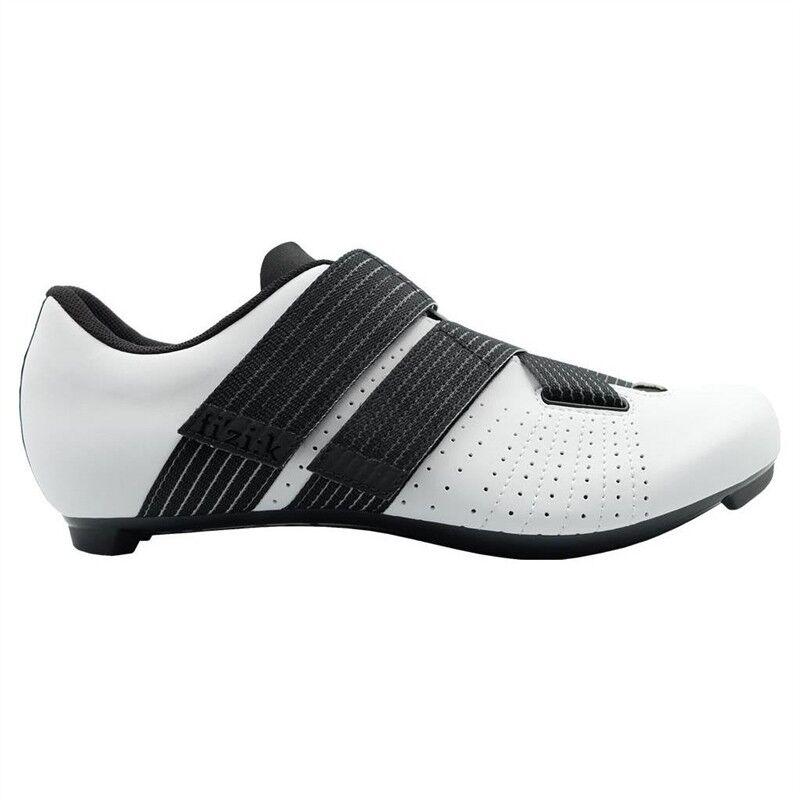Zapatillas Fizik Tempo R5 Powerstrap blancoo