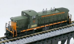 RAPIDO-70507-N-Scale-GND-1-Diesel-Loco-Canadian-National-CN-1053-DC-DCC-Sound