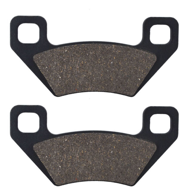 250 300 366 400 450 500 550 650 700 750 1000 Cycle ATV Front /& Rear Brake Pads for Arctic Cat