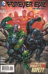 Forever-Evil-4-New-52-DC-Comic-1st-Print-2014-Unread-NM