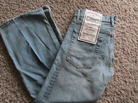 American Eagle Loose Jeans Mens 28x28 Light Classic Wash Free Ship