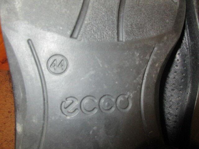 ECCO Herren JOHANNESBURG CAP TOE TOE TOE OXFORD SHOE Lace Up SZ 44 EEC 4fb854