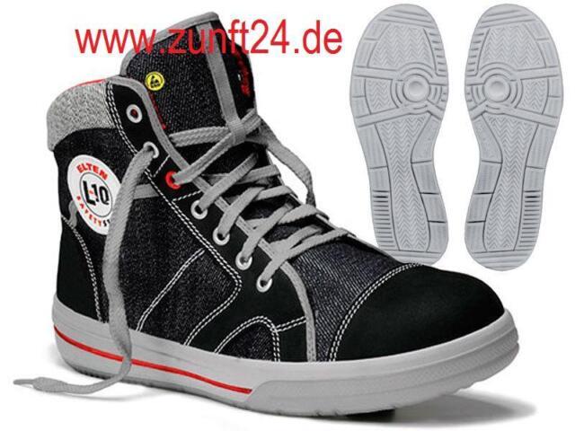 chucks Elten® L10 - Sensation / MID/ESD S2 Sicherheitsschuhe, 76106