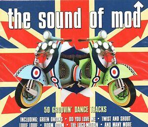 Various-Sound-Of-Mod-2CD-Brand-New-Still-Sealed