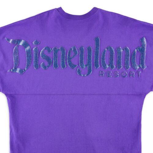 Disney DLR Disneyland Purple Potion Spirit Jersey M Medium BNWT