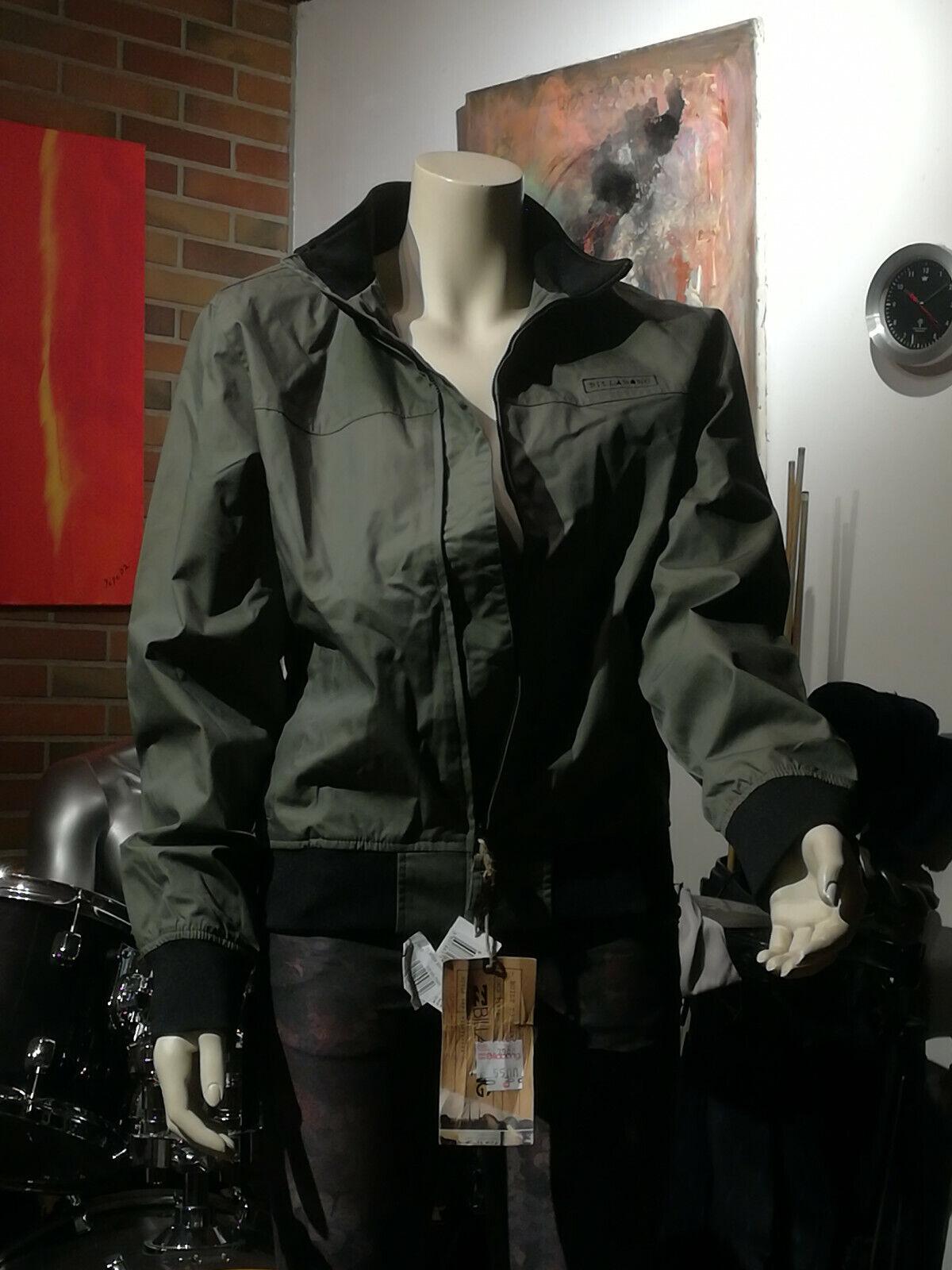 Original BILLABONG Jacke  Gr. S   NEU   Unisex  Military-style TOP