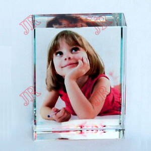 Personalised-Photo-Frame-Crystal-Glass-Color-Printing-Wedding-Birthday-Gift
