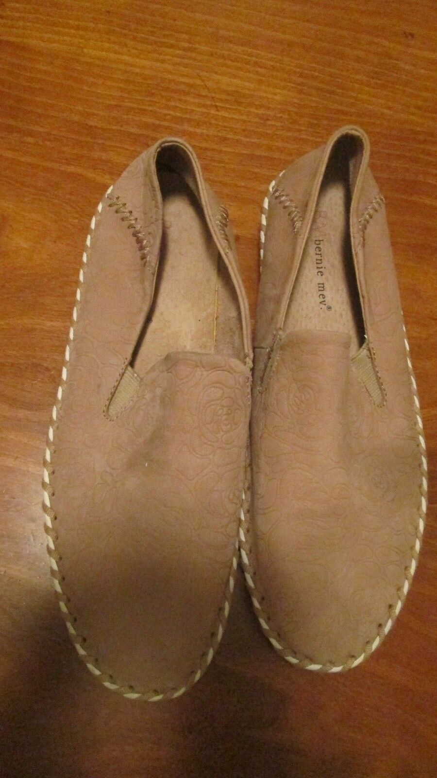 Bernie Mev Tan Slip On  Chaussures  femmes