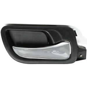 interior door handle for 2003 2007 honda accord front passenger sedan plastic