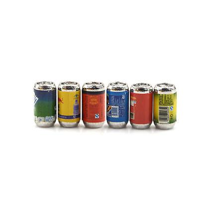 4x 1//6 1//12 Dollhouse Miniature en bouteille eau minérale Jam modèle à l/'échelle Home Decor