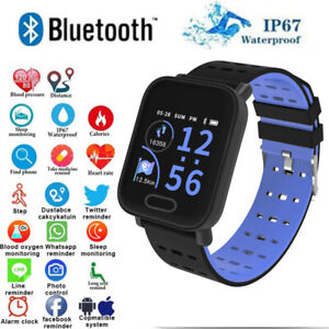 Smart-Sport-Watch-Heart-Rate-Monitor-Fitness-Tracker-Waterproof-For-IOS-Android