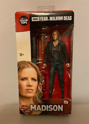 Madison Clark Statue McFarlane Toys Free Shipping! Fear the Walking Dead