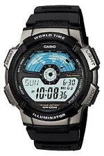 CASIO AE-1100W-1A BLACK WATCH FOR MEN - COD + FREE SHIPPING