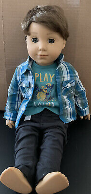 18inches Doll Brand New Logan Everette of American Girl fast shipping
