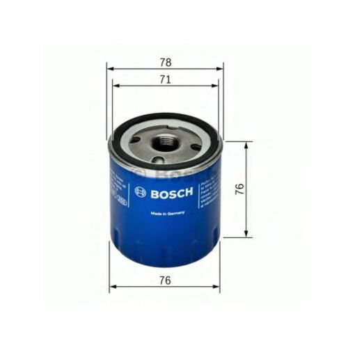 Fits Ford Mondeo MK5 1.5 EcoBoost Bosch Spin-On Engine Oil Filter