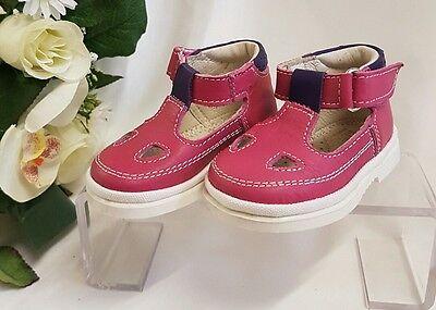 KINDER Mädchen Baby SCHUHE Sandalen Made Italy Pink 1607S 45EUR Gr 22