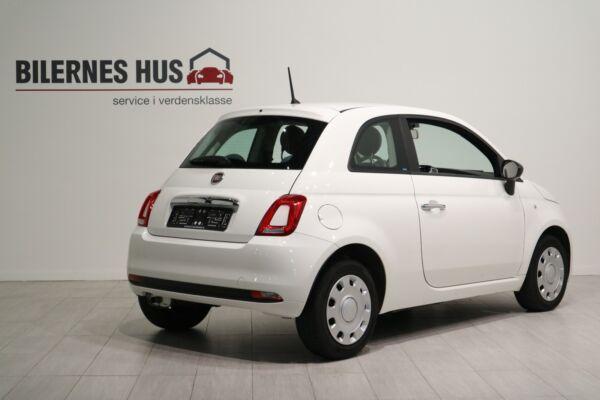 Fiat 500 1,2 Pop - billede 1