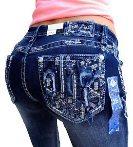 La 31 apertura a 33 con Tasca Bootcut In 26 30 mezza Jeans 34 tasca 27 Easy 28 Grace 32 29 5XYaxfqwU