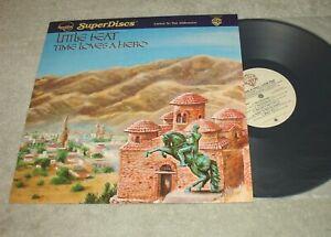 Little-Feat-Time-Loves-a-Hero-Nautilus-Superdiscs-LP-Excellent-Condtion