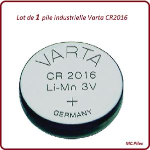 1-pile-bouton-CR2016-lithium-Varta-Industrielle-livraison-rapide-et-gratuite