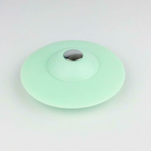 Silikon Abflusssieb Badewannenstöpse Küche Waschbecken Abflussstöpsel Spülbecken