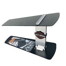 Harley Davidson Bar Amp Shield Bootshoe Display Fixture Hd Shoe Boot Display